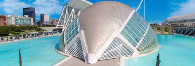 Museum of Science in Valencia